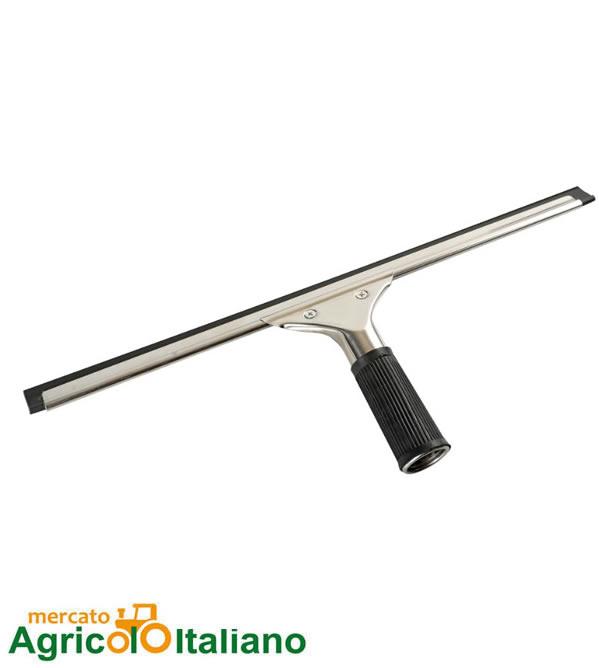 Tergivetro acciaio inox 40CM Pro. Lampa