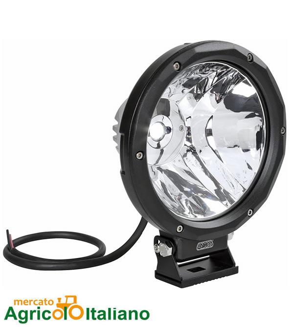 """Faro al led DL-1 12/24V 7"""" Lampa"""