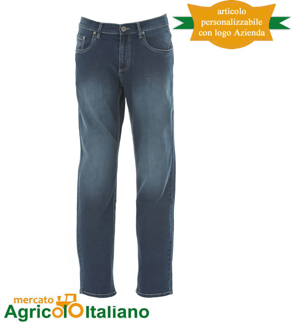 Pantalone Jeans El Paso Man Indigo