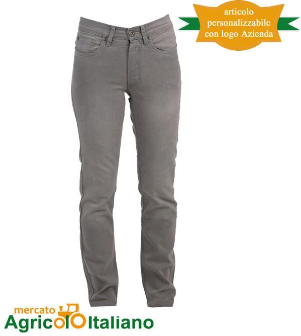 Pantalone Jeans El Paso Lady Grey