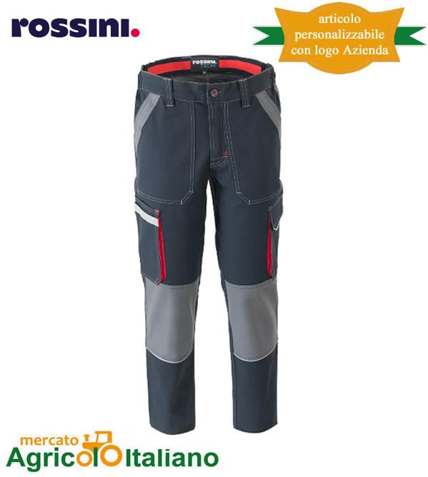 Pantalone da lavoro Mod. Ultraflex. Colore blu