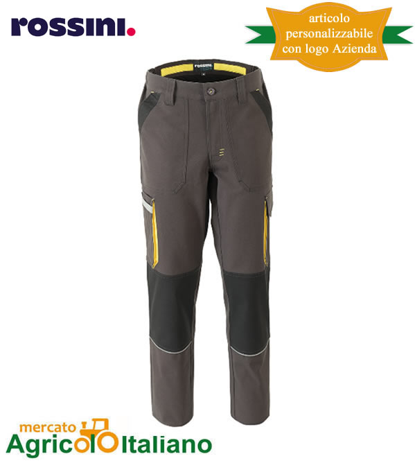 Pantalone da lavoro Mod. Ultraflex. Colore warm gray