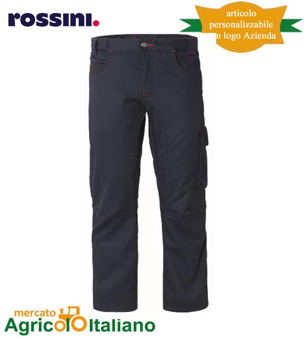 Pantalone da lavoro Mod. Stiffer Colore blu
