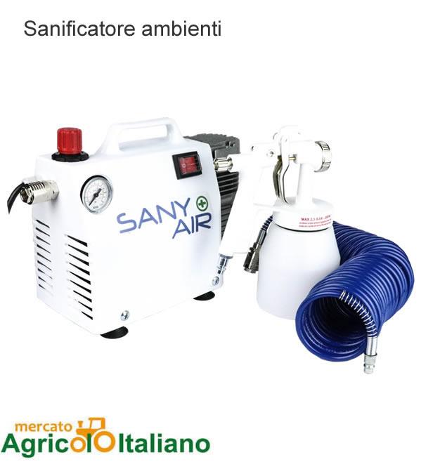 Sany+Air Sanificatore per ambienti