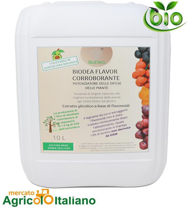 BioDea Flavor corroborante Conf.10Lt