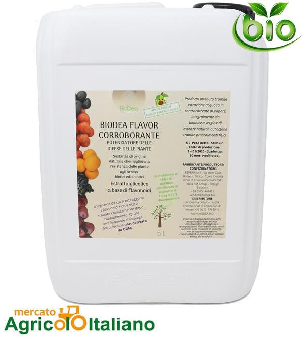 BioDea Flavor corroborante Conf.5Lt