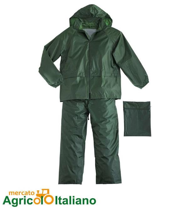 Completo Poliestere giacca e pantalone